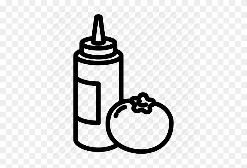 Download Plastic Bottle Clipart Ketchup Bottle Bottle - Plastic Bottle Clipart