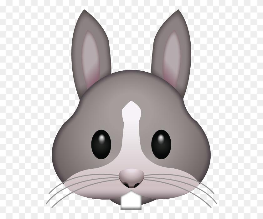 Download Rabbit Face Emoji Emoji Island - Rabbit Ears PNG