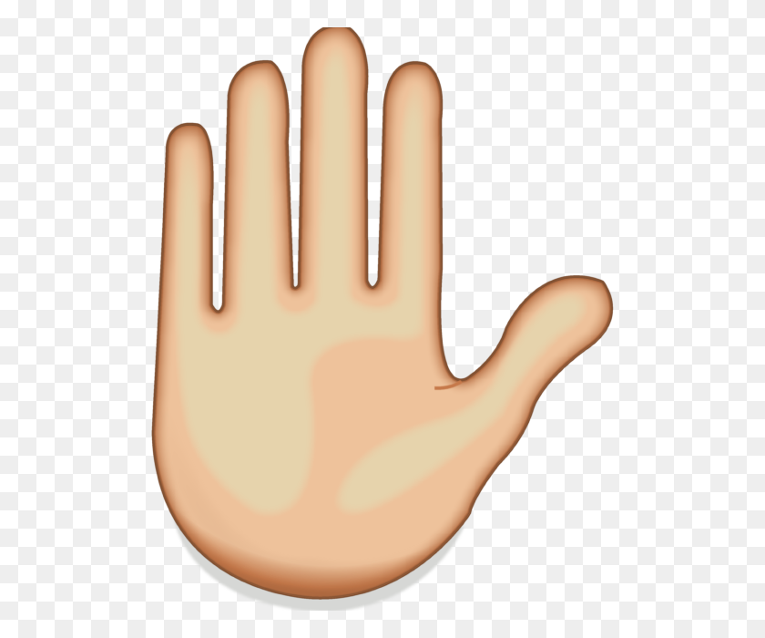 Download Raised Hand Emoji Emoji Island - Raised Hands PNG