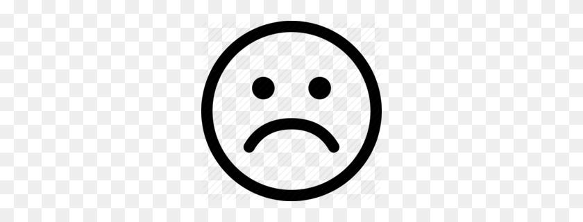 Download Sad Face Tattoo Clipart Smiley Sadness Clip Art - Sad Clipart