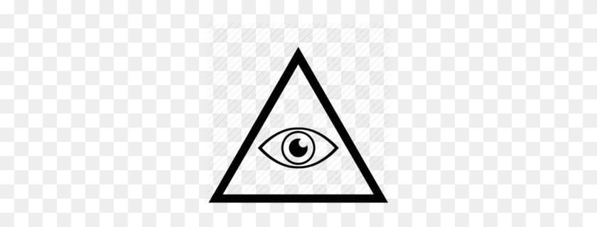 Download Sharingan Illuminati Clipart Illuminati Freemasonry Eye - All Seeing Eye Clipart