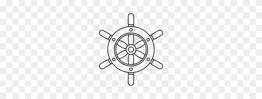 Download Ship Wheel Icon Clipart Ship's Wheel Clip Art Ship - Ship Wheel PNG