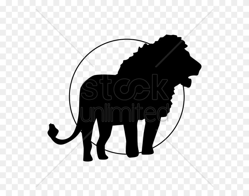 Download Silhouette Clipart Lion Cat Clip Art Lion, Cat, Black - Black And White Clipart Lion