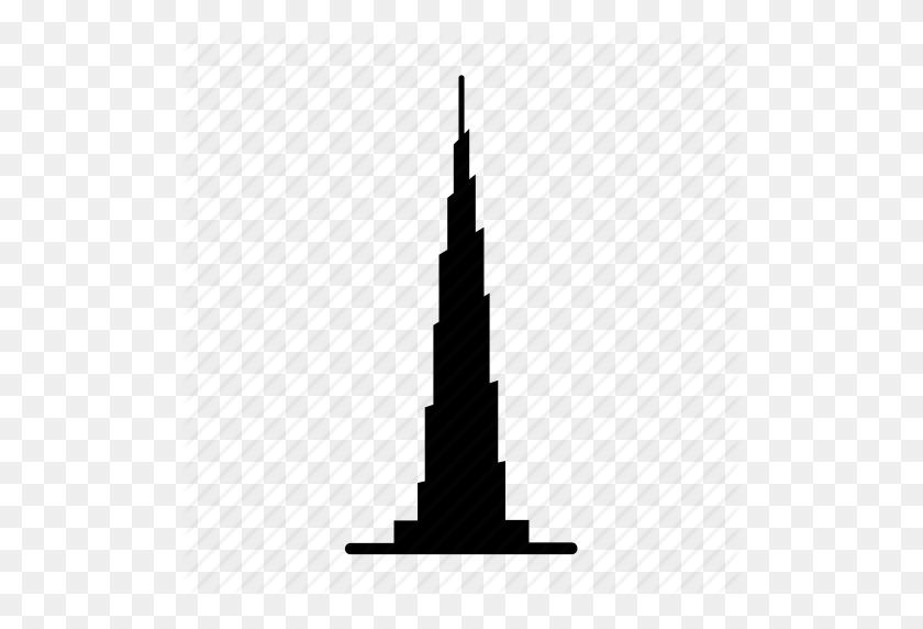 Download Skyscraper Png Clipart Burj Khalifa Clip Art Line - Skyscraper Clipart