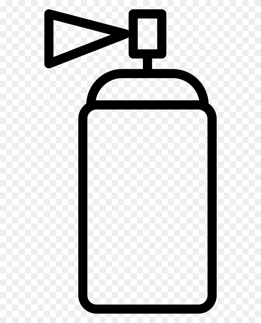 Download Spray Can Png Clipart Aerosol Paint Aerosol Spray Spray - Paint Can Clipart