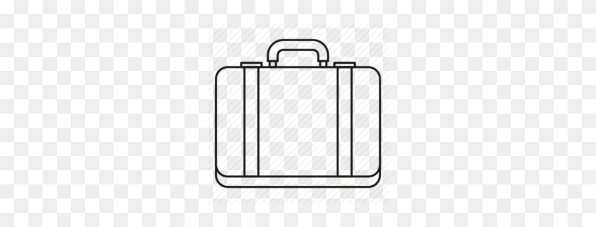 Download Suitcase Outline Clipart Suitcase Clip Art Suitcase - Luggage Clipart