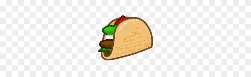 200x200 Download Taco Category Png, Clipart And Icons Freepngclipart - Tacos PNG