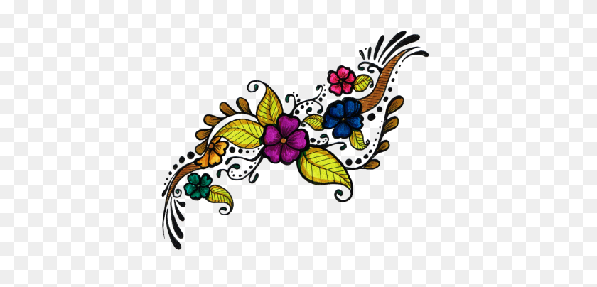 Download Tattoo Designs Free Png Transparent Image And Clipart - Flower Tattoo PNG