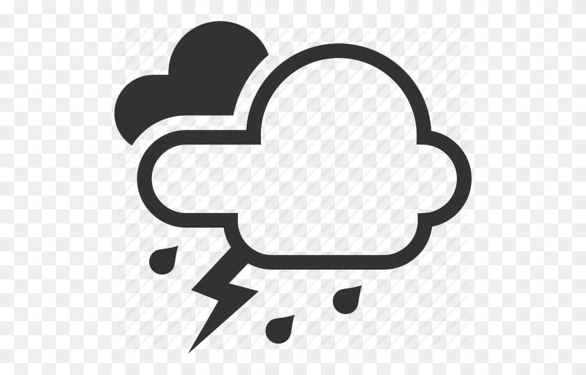 Download Thunderstorm Clipart Thunderstorm Lightning Clip Art - Thunder Cloud Clipart