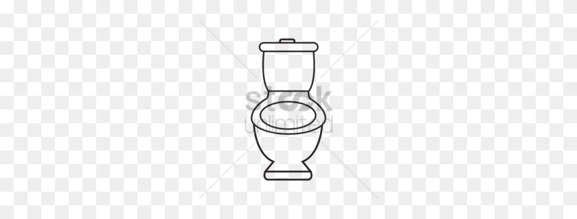 Download Toilet Clipart Toilet Clip Art Toilet, Line, Font - Toilet Bowl Clipart