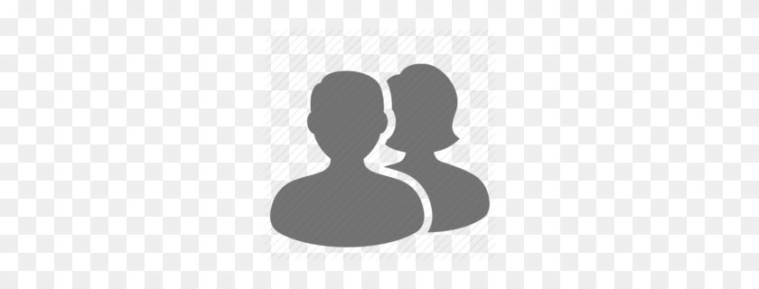 Download User Male Female Icon Clipart Computer Icons User Clip Art - Male And Female Clipart