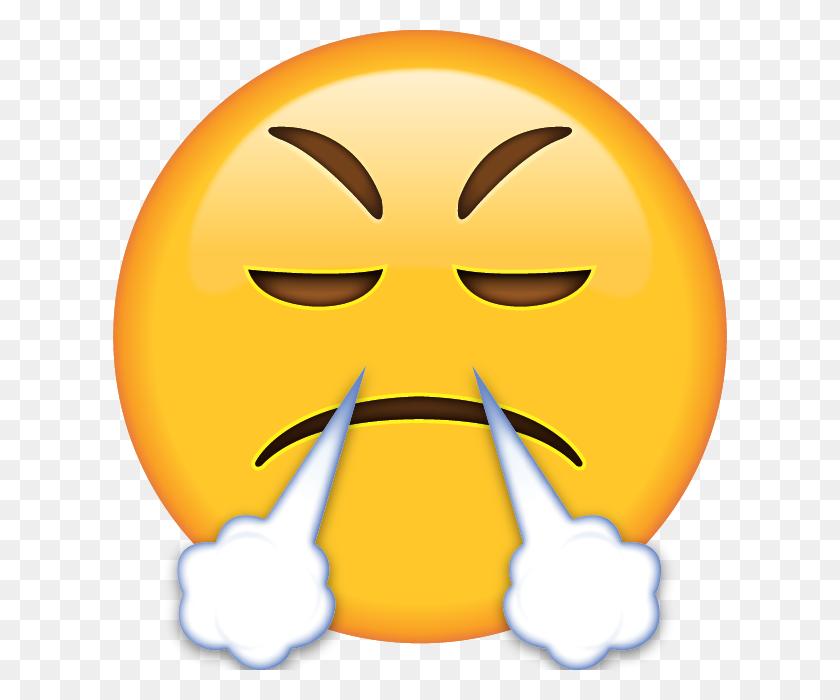 640x640 Download Very Mad Emoji Emoji Island - Mad PNG