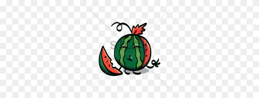 Download Watermelon Clipart Watermelon Fruit Clip Art Watermelon - Zucchini Clipart