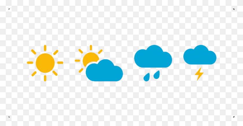 Download Weather Png Clipart Weather Forecasting Clip Art - Nice Weather Clipart