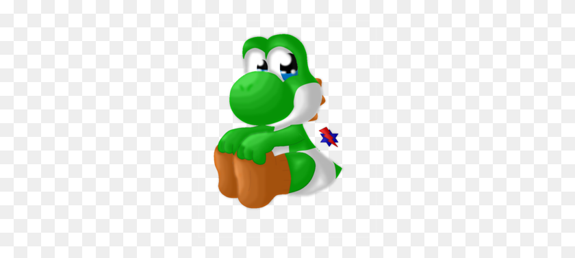 Download Yoshi Bebe Tierno Clipart Mario Princess Peach Yoshi's Island - Mario Clipart