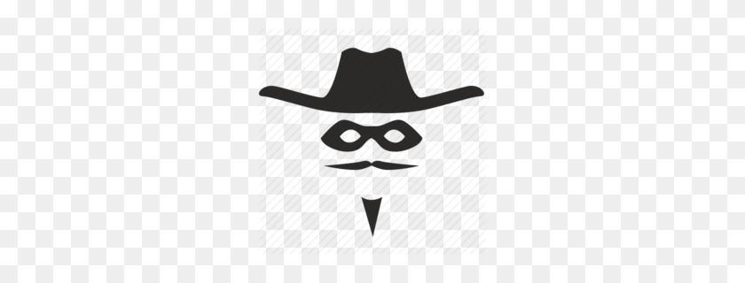 Download Zorro Mask Png Clipart Zorro Mask Clip Art - Mask Clipart