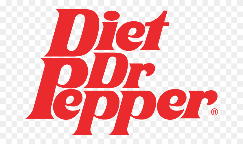 Dr Pepper Diet Logo Free Vector - Dr Pepper Clipart