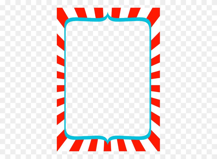 Dr Seuss Border Icon Clipart - Seuss Clipart
