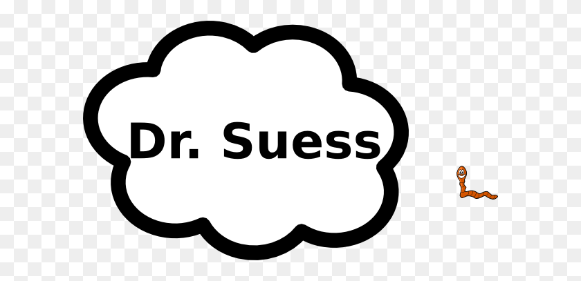 Dr Seuss Clip Art Free Black And White - Dr Seuss Clip Art Black And White