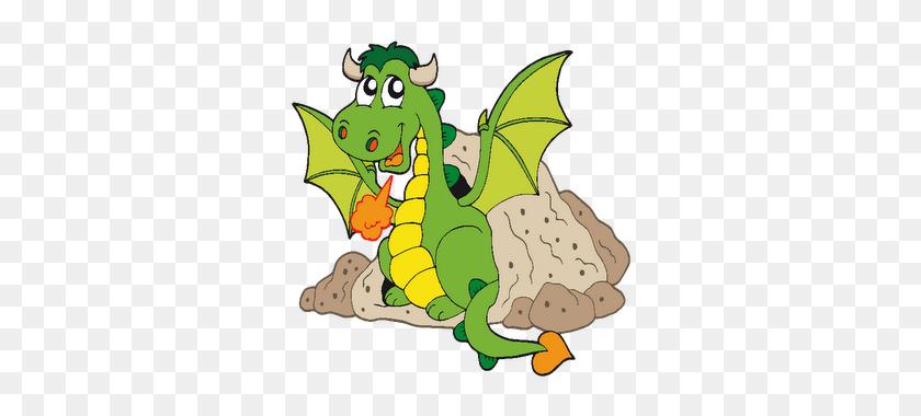 Dragon Clipart - Flying Dragon Clipart