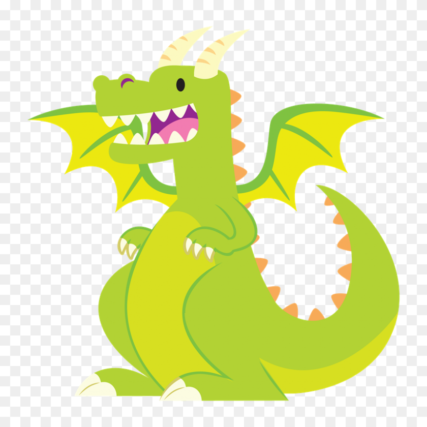 800x800 Dragon Clipart Dragon Clip Art Images - Free Dragonfly Clipart