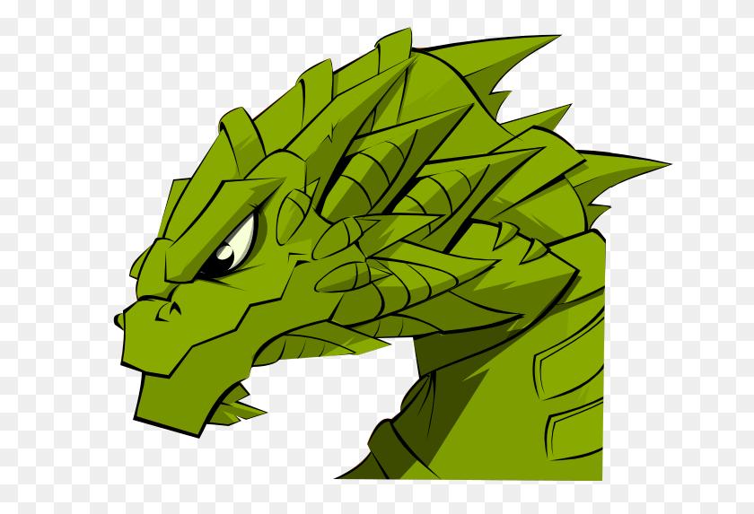 Dragon Clipart Fierce Dragon - Flying Dragon Clipart