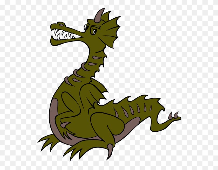Dragon Clipart Medieval Dragon - Dragon Head Clipart