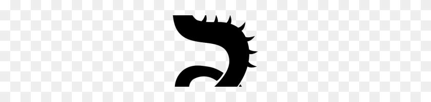 Dragon Silhouette Clip Art Flying Dragon Silhouette - Flying Dragon Clipart