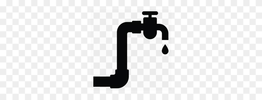 Drain Pipe Clipart - Water Gun Clipart