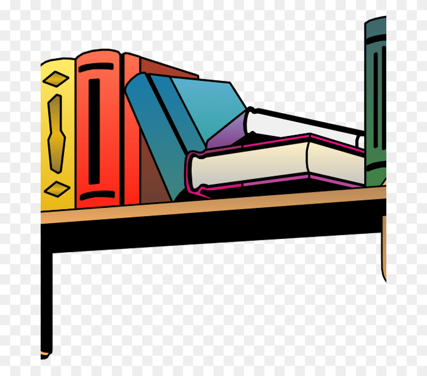 Draw Library Books Stacked Up Tinkytylerorg Stock, Shelves - Library Books Clip Art
