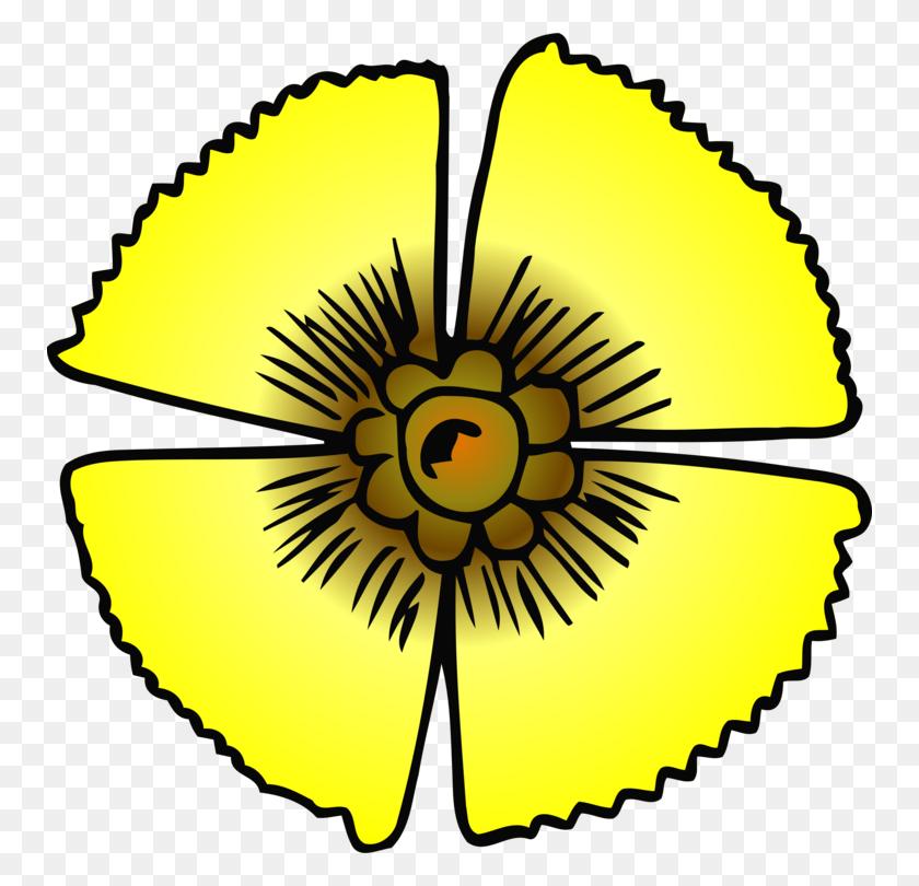 Drawing Rangoli Digital Scrapbooking Flower Art - Scrapbook Clipart Free