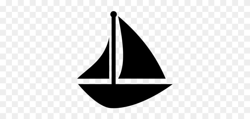 Drawing Sailboat Sailing Ship - Sailboat Clipart