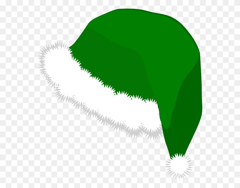 Drawn Santa Hat Invisible Background - Invisible Clipart