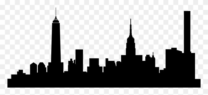 Drawn Skyline Transparent - Pittsburgh Skyline Clipart