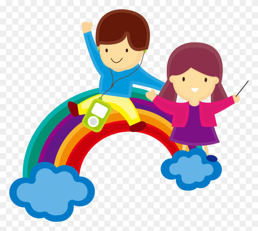 Dream Clipart Child Dream - Music Kids Clipart