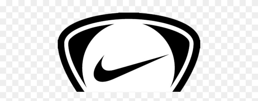 Dream League Soccer Kits Nike - Nike Logo White PNG