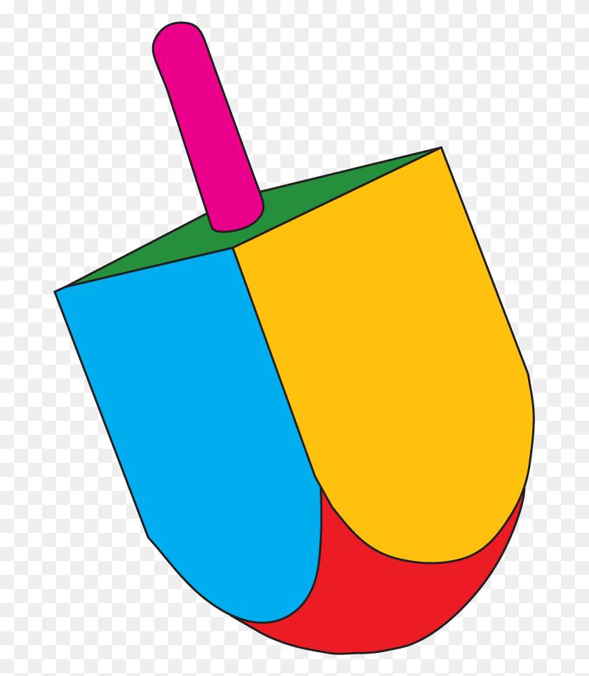 Dreidel - Dreidel Clipart