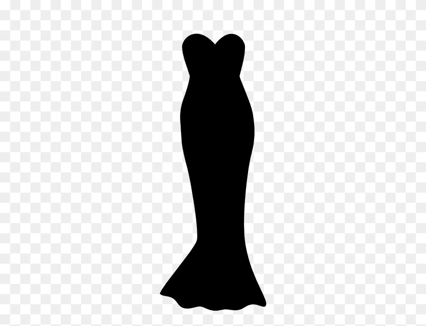 Dress Clip Art Free - Thigh Clipart
