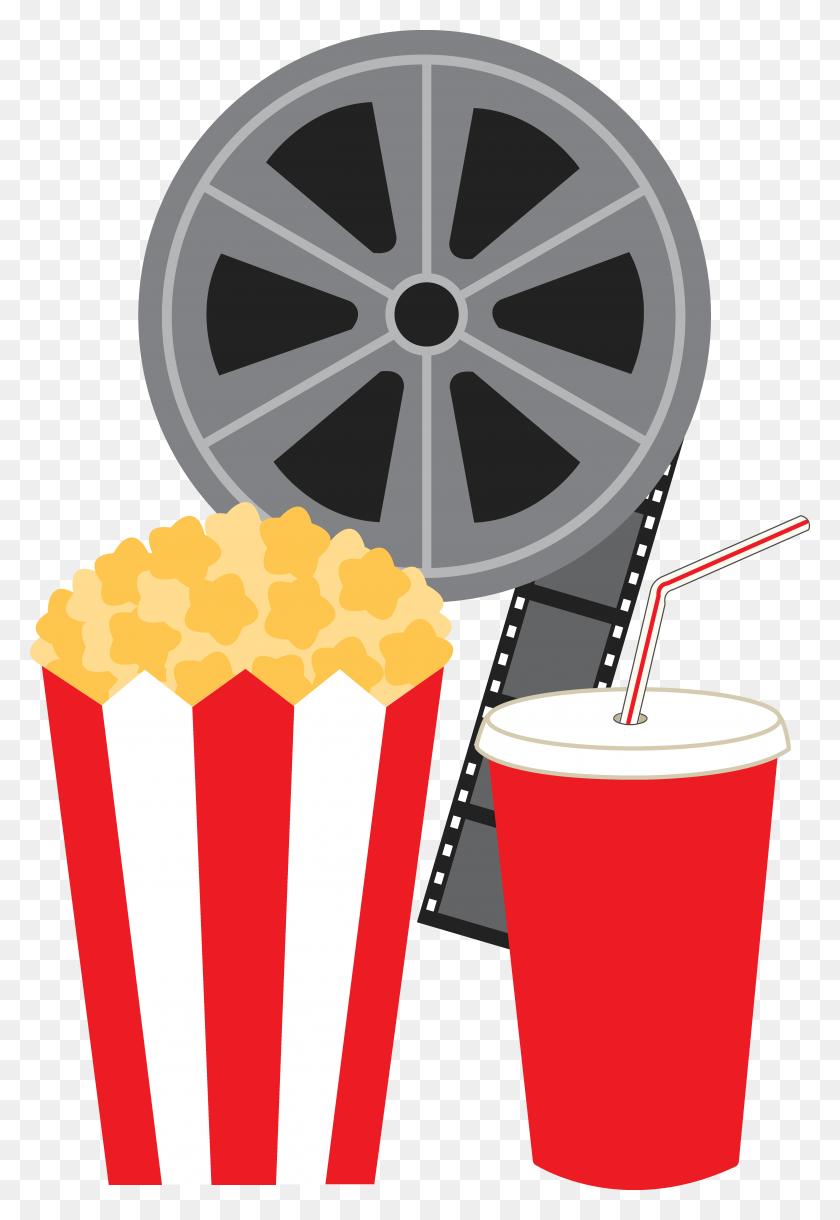 Drink Clipart Popcorn - Darth Vader Clip Art Free