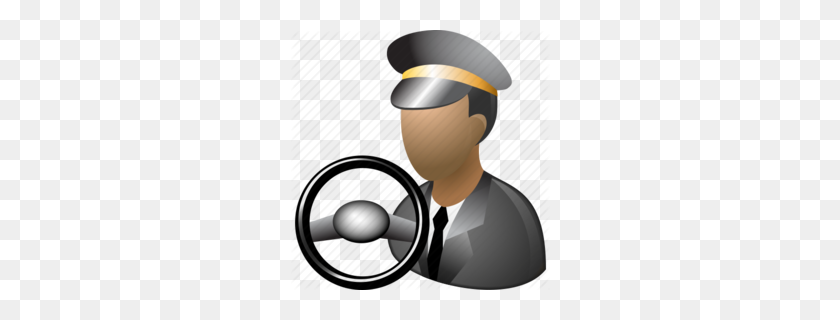 Driver Clipart - School Bus Driver Clipart