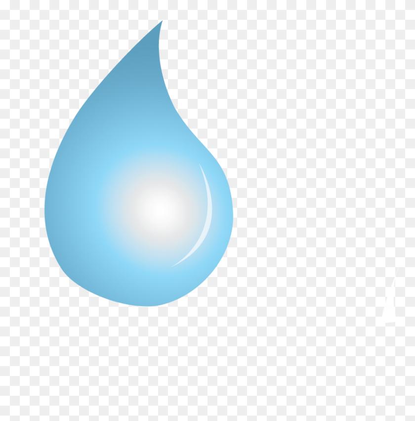 Droplet Clip Art Download - Water Clipart