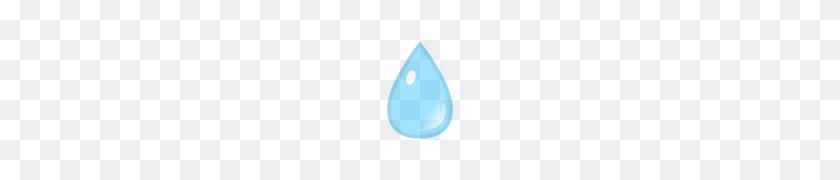Droplet Emoji - Water Droplet PNG