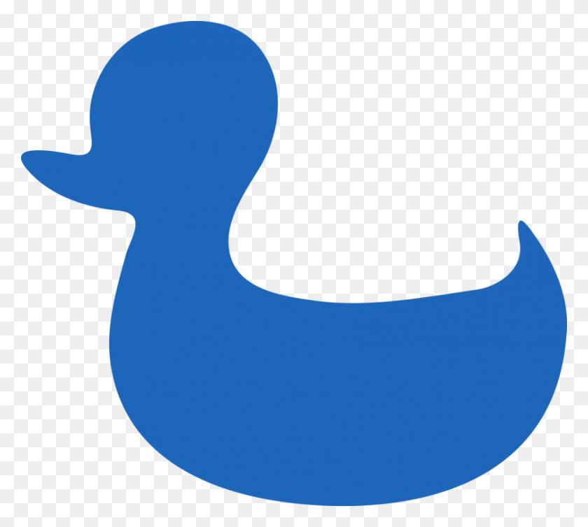 Duck Blue Bird Computer Icons Mallard - Free Duck Clipart