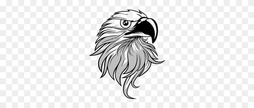 252x299 Eagle Clip Art - Free Eagle Clipart