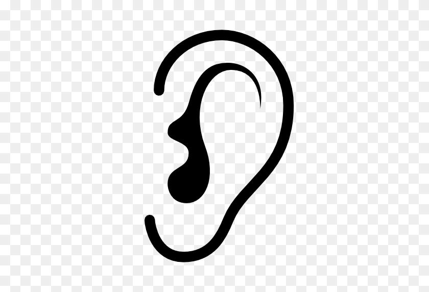 Ear Listening Png Hd Transparent Ear Listening Hd Images - Listening Ears Clipart