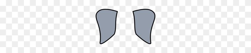 Ears Png Clip Arts, Ears Clipart - Elephant Ears Clipart