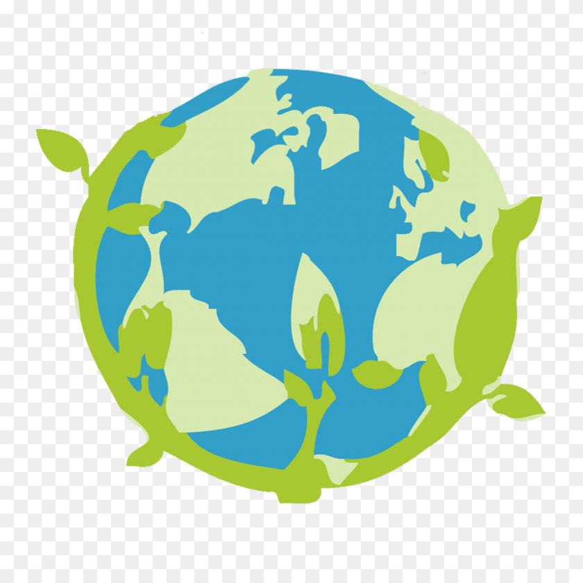 Earth Picture Cartoon Free Download Clip Art - Flat Earth Clipart