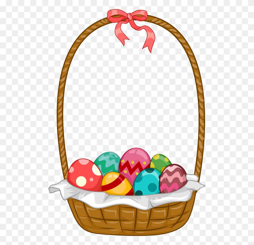 Easter Basket Bunny Png Transparent Easter Basket Bunny Images - Easter PNG