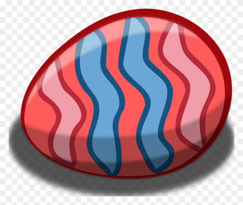 900x750 Easter Bunny Red Easter Egg Egg Hunt - Free Easter Egg Hunt Clipart
