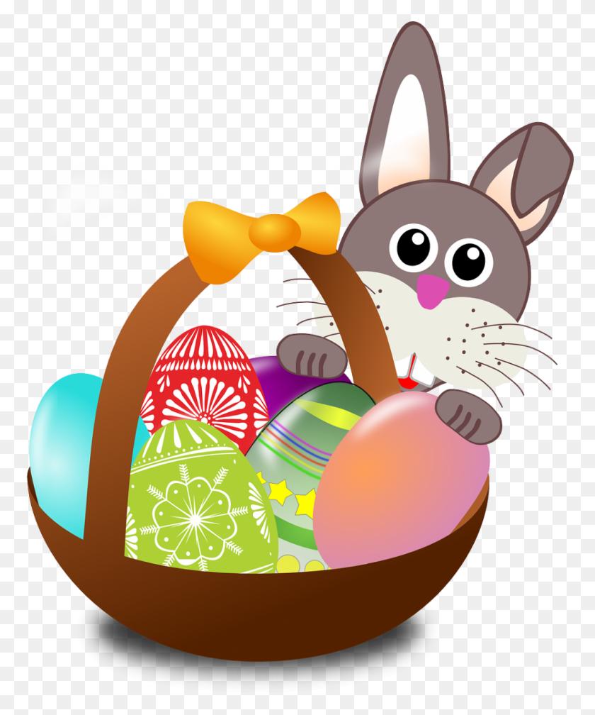 Easter Clip Art Raffle - Raffle Clipart